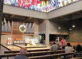Prohlídka novodobého kostela St. Sebald