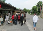 Příchod k bazilice Vierzehnheiligen