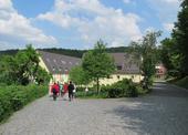 Dům pro matky s dětmi Konradshof pod bazilikou