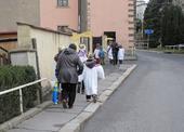 Skupinky Tří králů vyrážejí do ulic České Kamenice