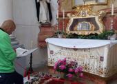 oltář Sv.paní Zdislavy