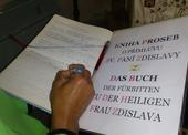poprosili jsme Sv. Zdislavu o přímluvu za všechny obyvatele Komunitního domu Sv. Dismas
