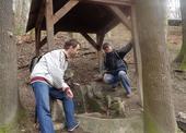 7 studánka v Bertině údolí