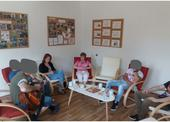 Společné prostory pro terapii a vzdělávání Komunitní dům Sv.Dismas